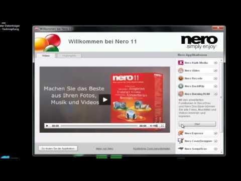 Nero 11 I CD/DVD Brennsoftware I Softwaremonster.com