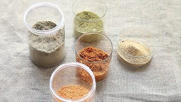 빅마마 이혜정 멘토님과 천연조미료 만들기 l 다시마 · 멸치 · 새우 · 표고버섯 · 양파 분말 : Natural Seasonings [아내의 식탁]