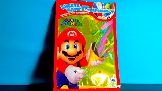 Unboxing Super Mario Jamboree Bag