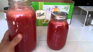 Healing & Detoxing with Watermelon Juice part 2