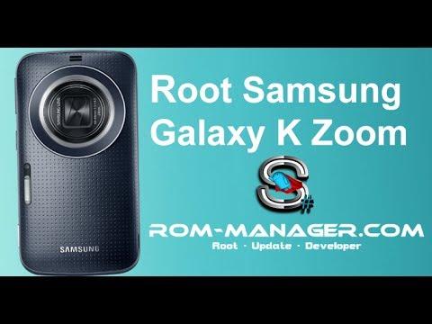 Root Samsung Galaxy K Zoom