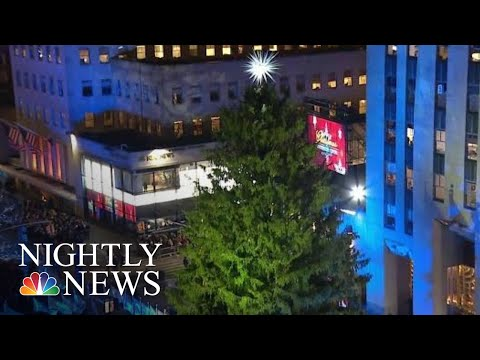 See The Story Behind This Years Rockefeller Center Christmas Tree  (NBC News)