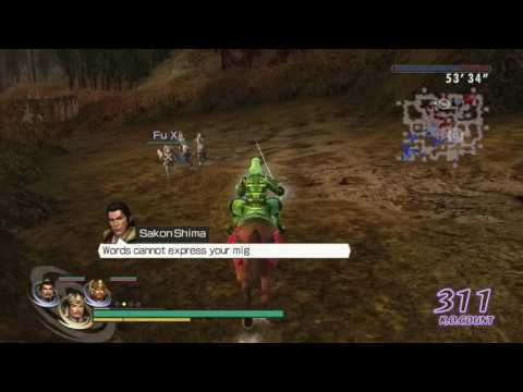 Warriors Orochi 2 - SW Chapter 8 - Battle of Sekigahara | Dragon's Jewel Treasure Guide