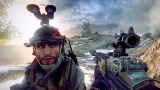 Medal of Honor Gameplay PC Campaign Mission HD