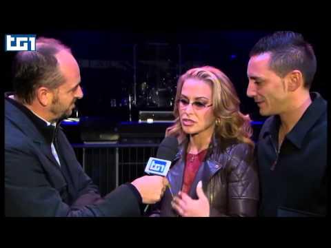 Anastacia incontra Kekko Modà ecco il nostro backstage