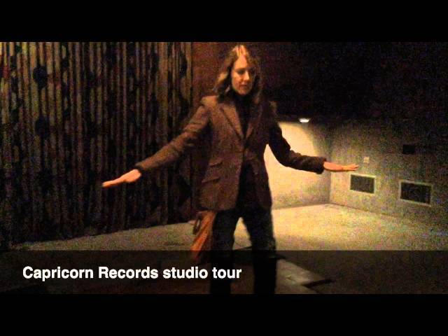 Capricorn Records studio in Macon has long history