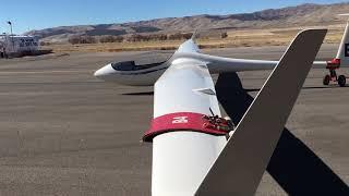 Walk Around a High Performance Glider