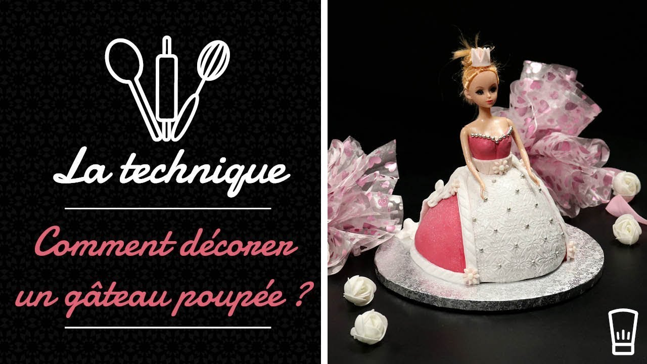 Gateau De Princesse Décoration Gateau Princesse Facile