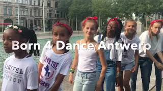 Born 4 Dance - Never Stop (B4D kids  Official Dance Video )