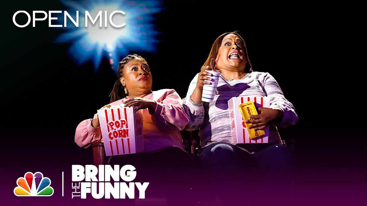 Who Advanced Out Of The Premiere Episode Of Nbc S Bring The Funny And What Does It All Mean The Comic S Comic