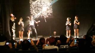 2014.11.4 松山キティホール ナノキュン定期公演 アンコールのあとに201...