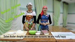 Learning Tatar 4 - Татарский язык через английский - Татарча Инглиз теле аша