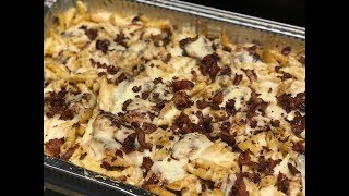 BBQ Box Blackened Chicken Pasta