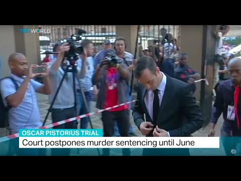 Court postpones murder sentencing until June at Oscar Pistorius trial
