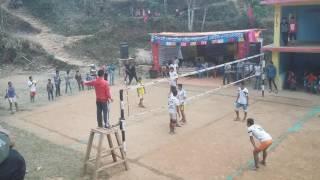gairiswara vs biruwa 1st set
