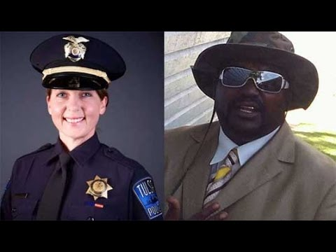 Betty Shelby's (Full Interview) Following Shooting Of Terence Crutcher