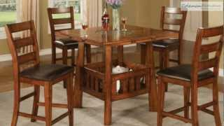 Lavista Counter Height Dining Room Collection From Coaster Furniture