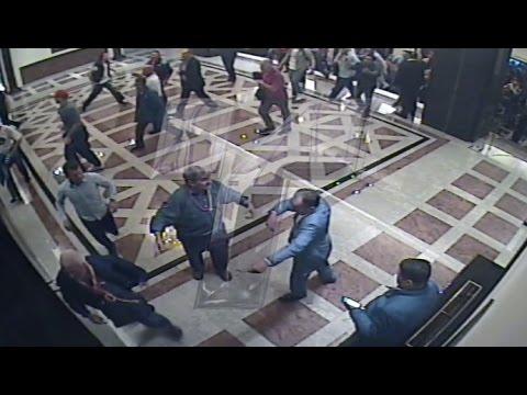 Кои пратеници од ВМРО-ДПМНЕ ги отворија вратите на Собранието за насилниците (22.05.2017)