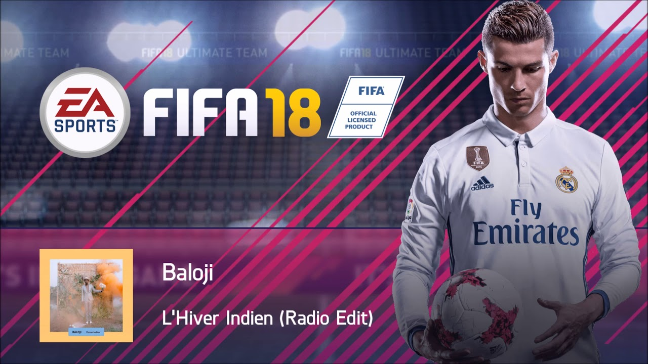 Extrêmement Baloji - L'Hiver Indien (Radio Edit) (FIFA 18 Soundtrack) - YouTube PB53