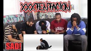 XXXTENTACION - SAD (OFFICIAL MUSIC VIDEO) REACTION/REVIEW