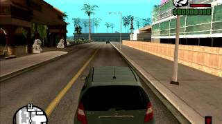 Mercedes A200T for Gta San Andreas