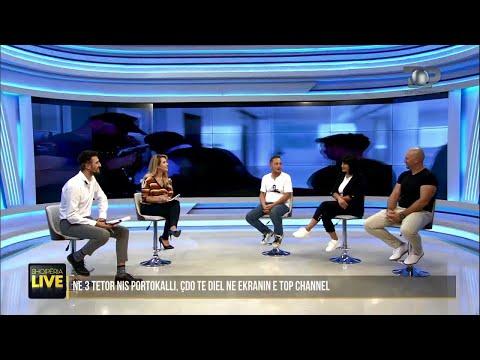 Flor Binaj,Rez Veleshja dhe Renada Caci zbulojnë sekretet e Portokallisë-ShqipëriaLive30 Shtator2021