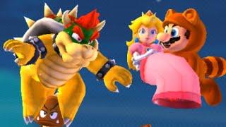 Super Mario 3D Land - Complete Walkthrough