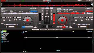 Electro House with Virtual DJ 2014
