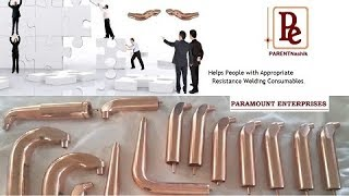 Paramount Enterprises - OneStop for Resistance Welding Consumables, Replacement Tips, WeldParts .