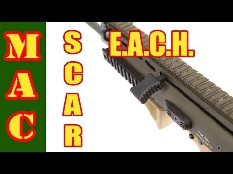 SCAR - Enhanced Angled Charging Handle