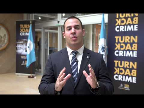 INTERPOL Operation INFRA-TERRA: Ioannis Kokkinis, Criminal Intelligence Officer