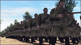 1941 EPIC BLITZKRIEG - Eastern Front In A Nutshell - RobZ Realism Mod - MoW Assault Squad 2 - #114