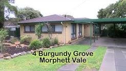 House for Sale - 4 Burgundy Grove Morphett Vale - with Gary Hennessy