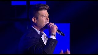 Скачать Robin Thicke Back Together LIVE From NET 4 0 Presents Indonesian Choice Awards 2017