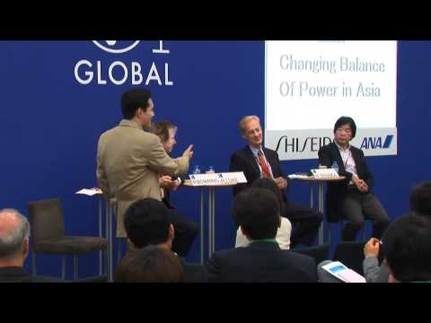 Part2 - Changing Balance of Power in Asia
