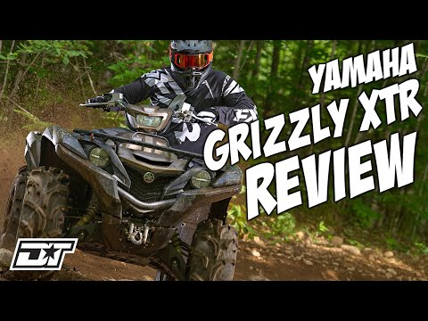 2020 Yamaha Grizzly 700 XTR Full TEST RIDE ATV Review