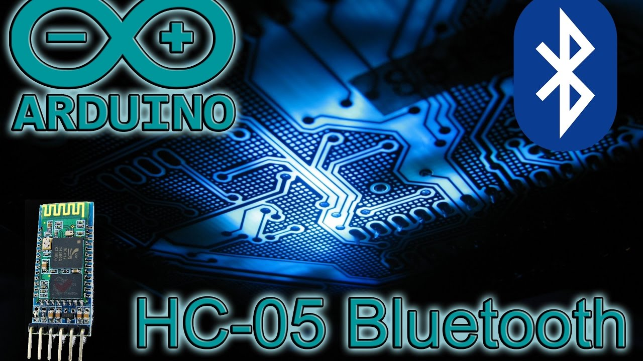 Hc 05 Quick Easy Arduino Bluetooth Control Script Schematic Wiring Diagram Hc05