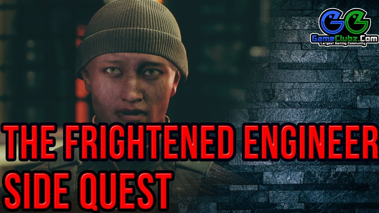 The Outer Worlds The Frightened Engineer Walkthrough Side Quest Ps4 Xbox One Pc Youtube Side quest the frightened engineer begins in botanical labs in emerald vale region on terra 2, thomas kemp is quest giver. the outer worlds the frightened engineer walkthrough side quest ps4 xbox one pc