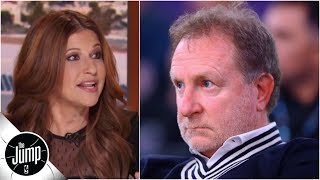 Rachel Nichols goes off on Suns' arena deal in Phoenix | The Jump