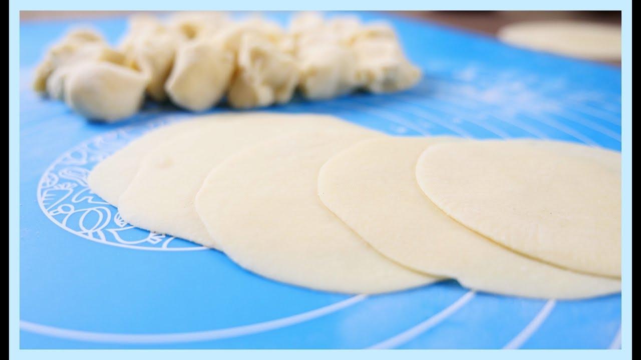 Szechuan dumpling #1 dumpling skins from scratch authentic Sichuan ...