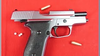 Video Airsoft - Tanaka Works P228 Stainless - Shooting tests download MP3, 3GP, MP4, WEBM, AVI, FLV Juli 2018