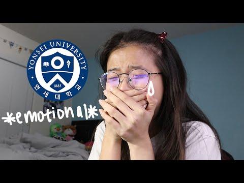 YONSEI UNIVERSITY DECISION REACTION
