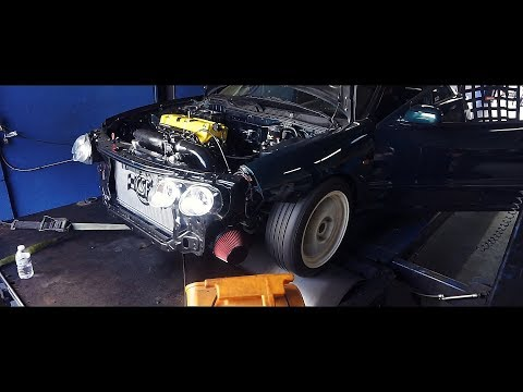 Dyno Day: Zosh's K24 Integra