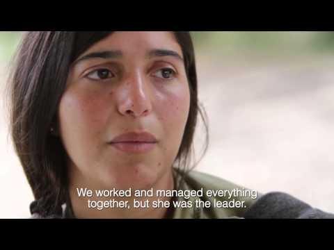 The Life Saving Female Paramedics of Operation Protective Edge