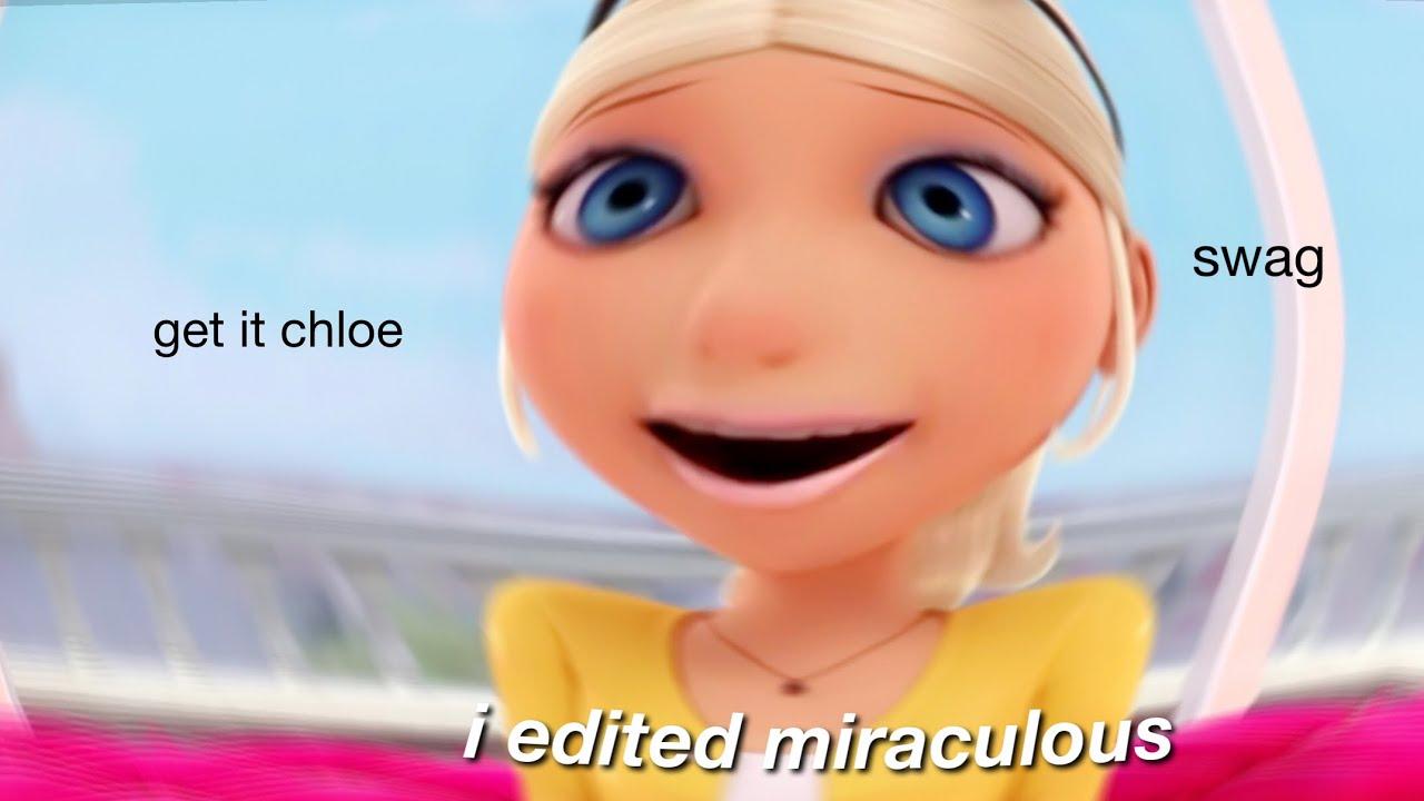 Download i edited a miraculous ladybug episode (despair bear)