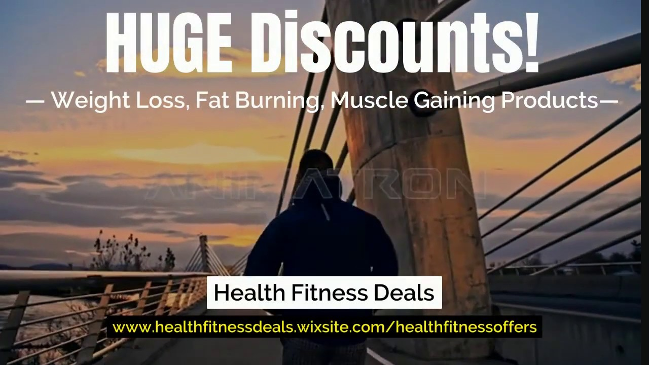 SUPER Health & Fitness Systems from Health Fitness Deals! 70% Savings on MOST Products!