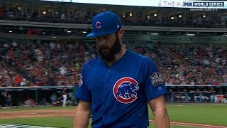 WS2016 Gm6: Arrieta strikes out nine to win Game 6