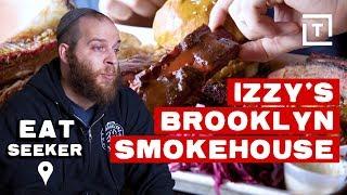 NYC's First Kosher BBQ Restaurant || Eat Seeker