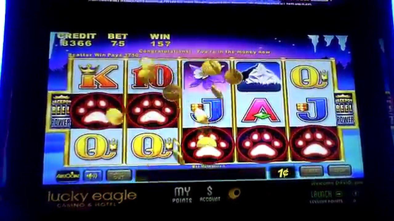 Tiger Slot Machine