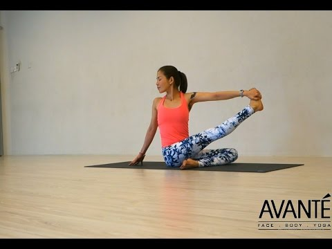 yoga stretch for lower back and sciatica pain  youtube
